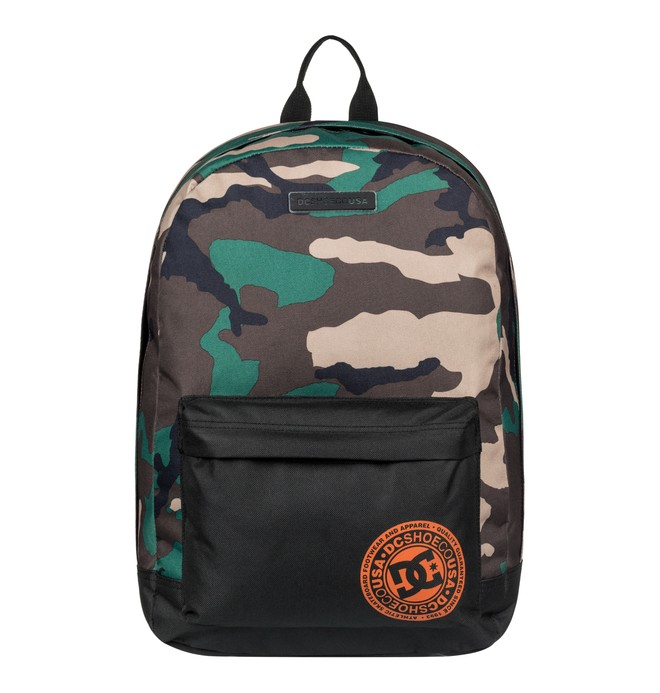 0 Mochila Mediana Backstack de 18.5L Verde EDYBP03179 DC Shoes