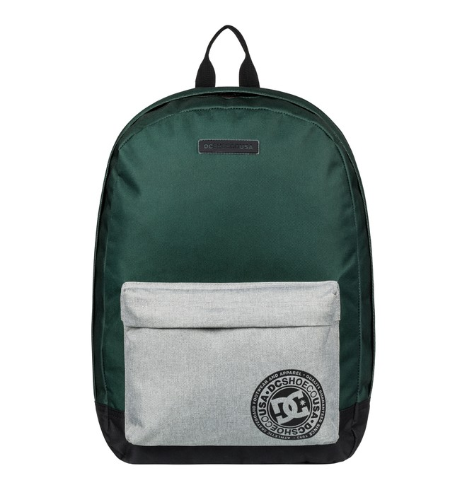 0 Backstack 18.5L - Mochila mediana Verde EDYBP03179 DC Shoes
