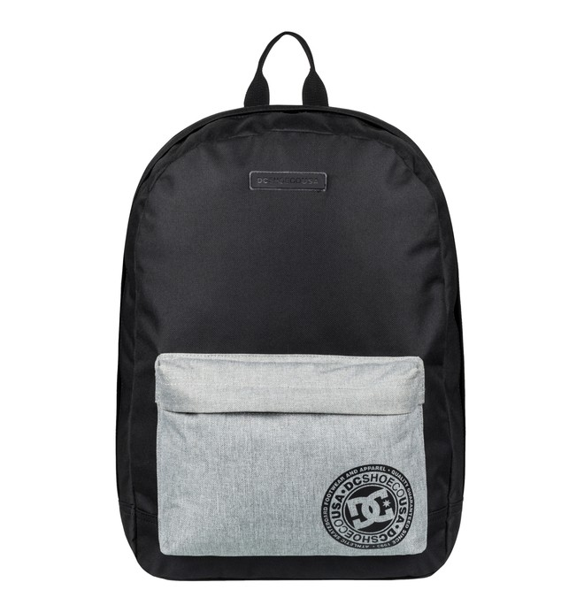 0 Backstack 18.5L Medium Backpack Black EDYBP03179 DC Shoes