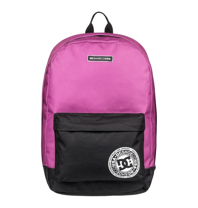 0 Backstack 18.5L - Medium Backpack Pink EDYBP03179 DC Shoes
