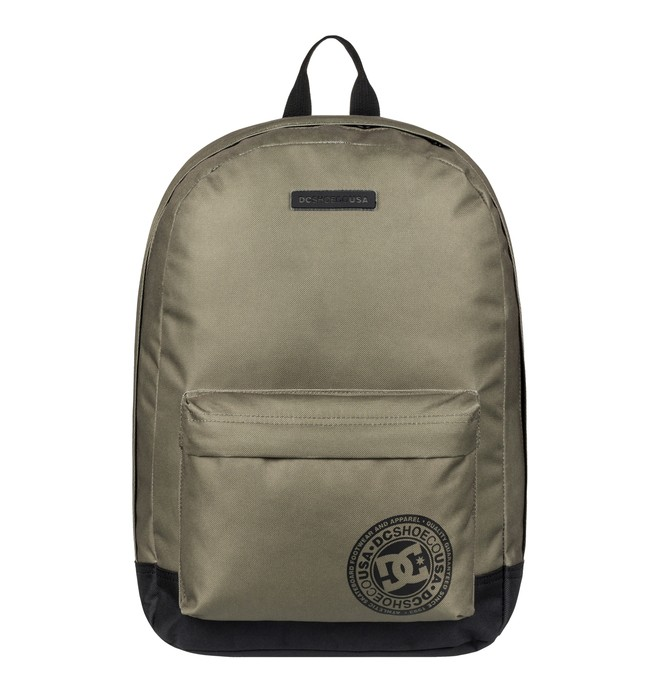 0 Backstack 18.5L - Mochila mediana Verde EDYBP03180 DC Shoes