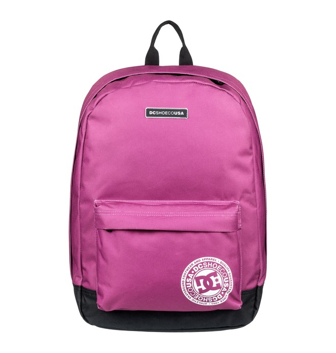 0 Backstack 18.5L - Medium Backpack Pink EDYBP03180 DC Shoes
