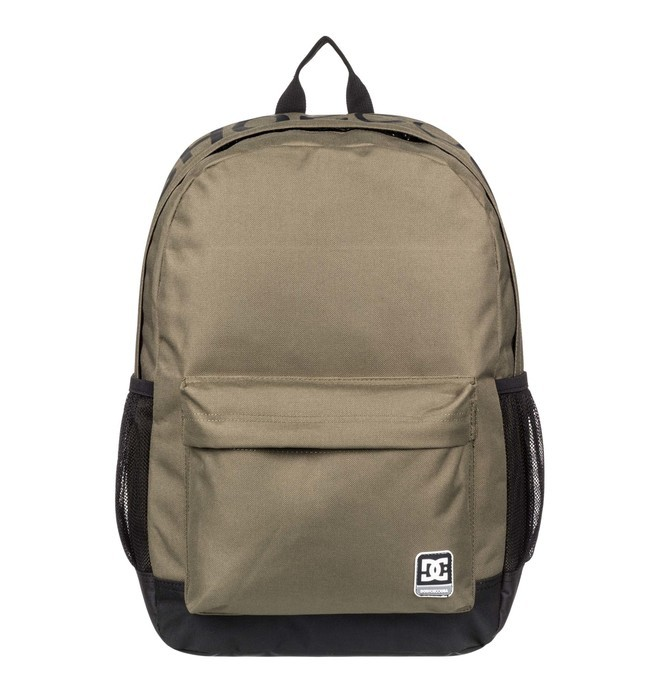 0 Backsider 18.5L Medium Backpack Brown EDYBP03201 DC Shoes