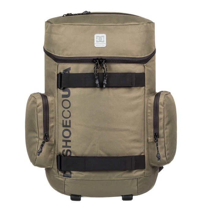 0 Top Dunker 31L Large Backpack Brown EDYBP03205 DC Shoes