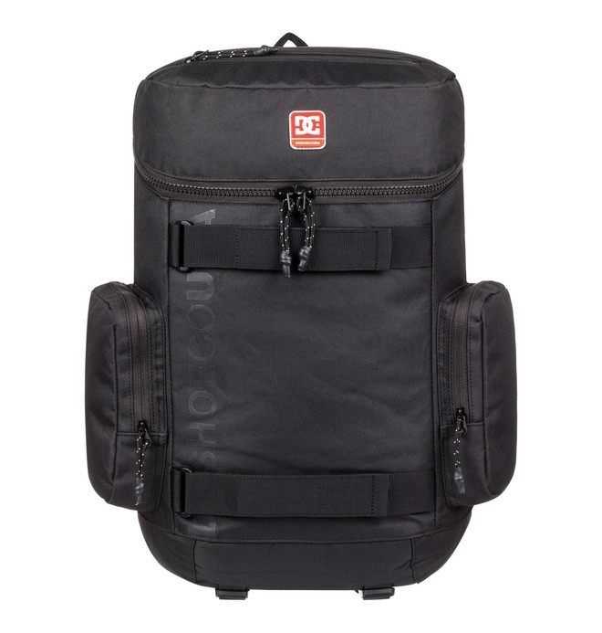 0 Top Dunker 31L Large Backpack Black EDYBP03205 DC Shoes