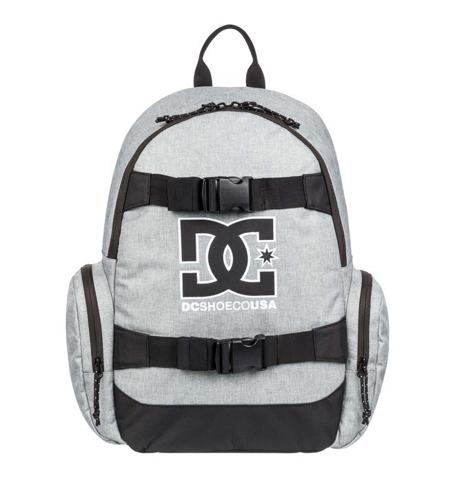 0 Lock Clocker 25L Medium Backpack Black EDYBP03208 DC Shoes