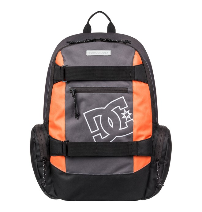 0 The Breed 26L - Medium Backpack Black EDYBP03210 DC Shoes