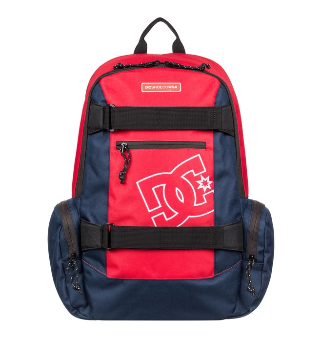 0 The Breed 26L Medium Backpack Red EDYBP03210 DC Shoes