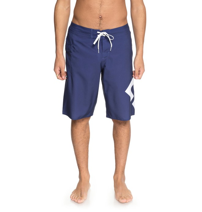 """0 Lanai 22"""" Boardshorts Blue EDYBS03058 DC Shoes"""
