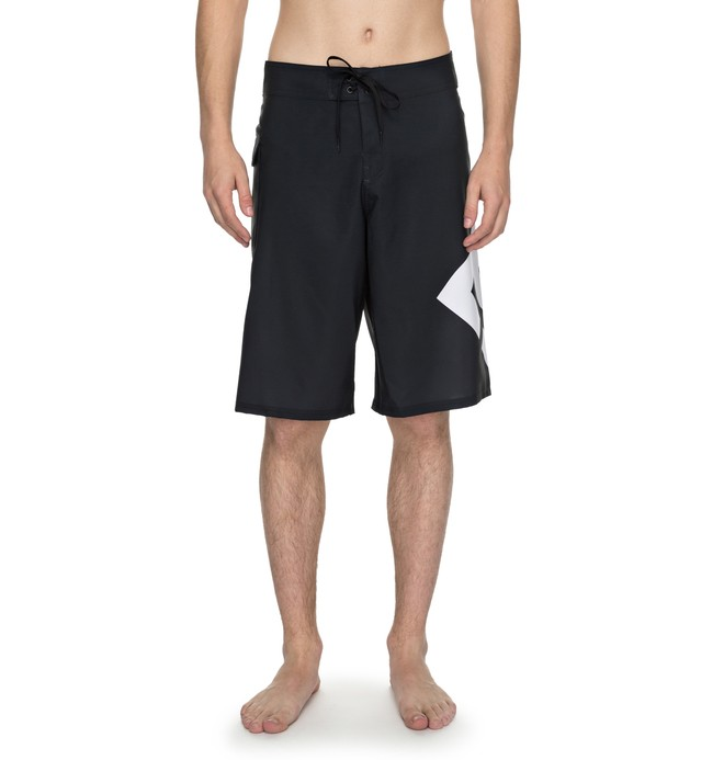 "0 Lanai 22"" Boardshorts Black EDYBS03058 DC Shoes"