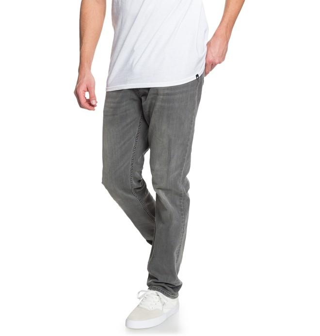 Worker - Straight Fit Jeans  EDYDP03414