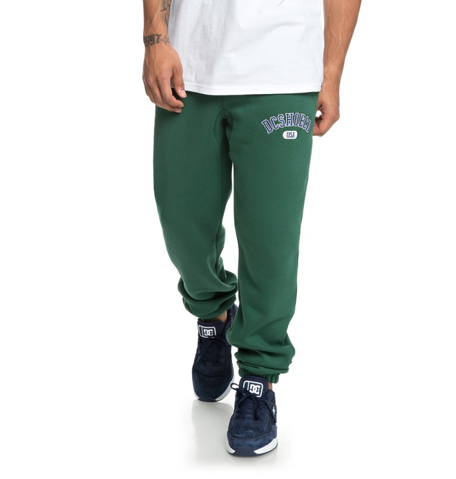 0 Glenridge - Jogger da Uomo Green EDYFB03054 DC Shoes