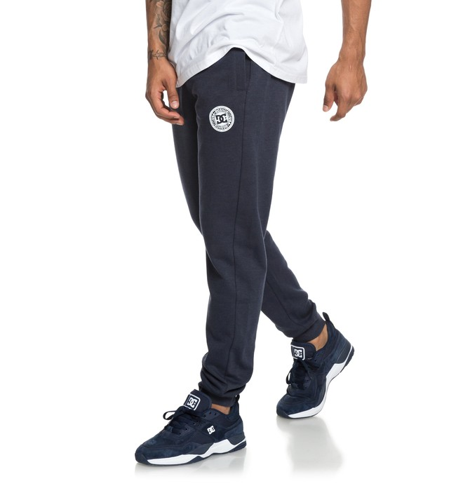 0 Pantalones Deportivos Rebel Azul EDYFB03055 DC Shoes