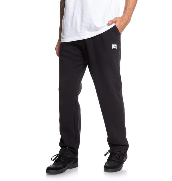 0 Wepma Pant - Pantalón de Chándal para Hombre Negro EDYFB03068 DC Shoes