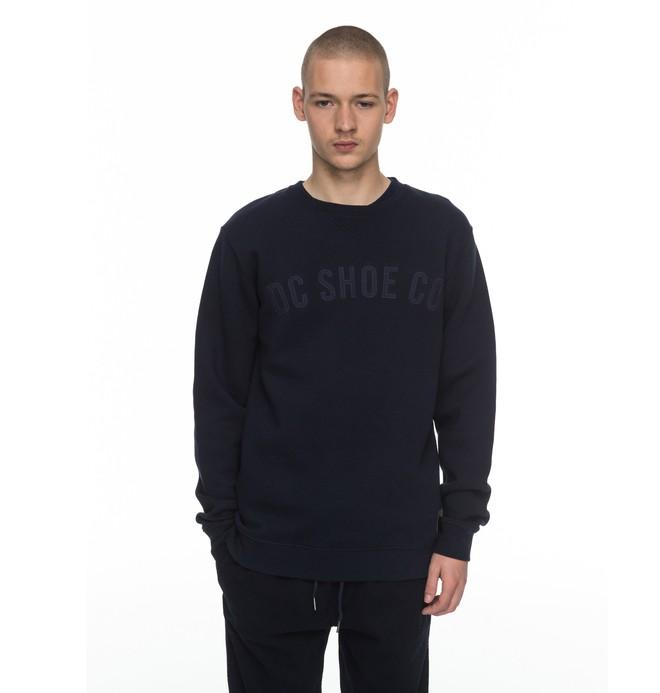 0 Ellis - Sweatshirt Blue EDYFT03306 DC Shoes