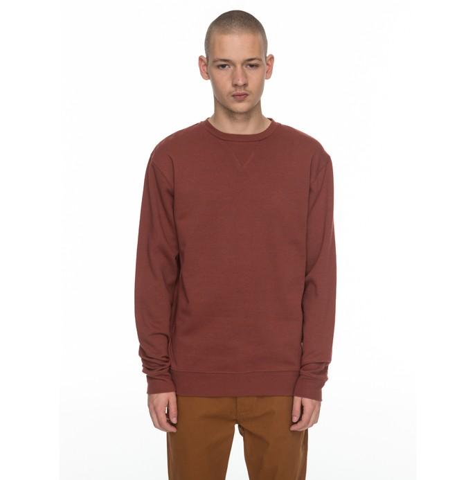 0 Rebel - Sweatshirt für Männer Rot EDYFT03331 DC Shoes