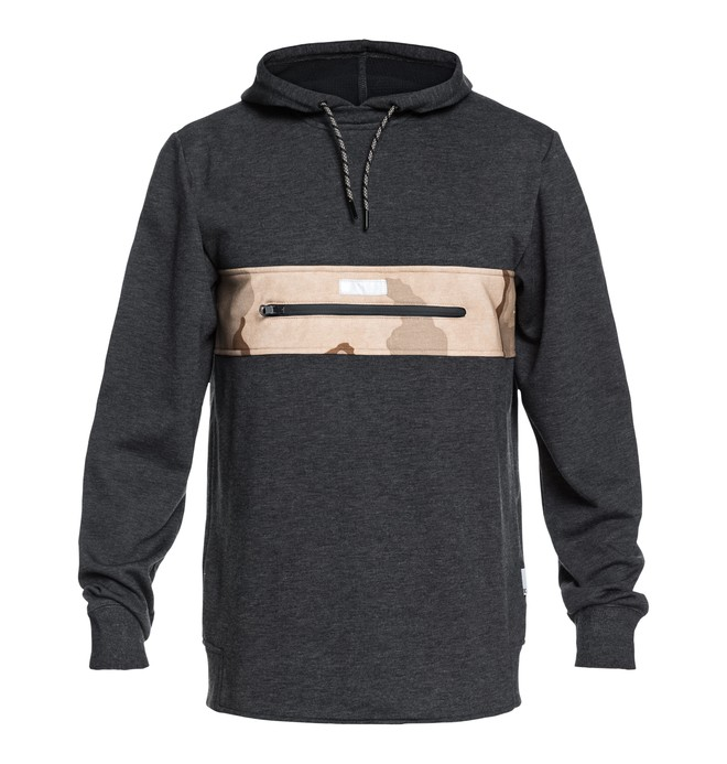 0 Cloak - Sweat à capuche technique pour Homme Noir EDYFT03364 DC Shoes