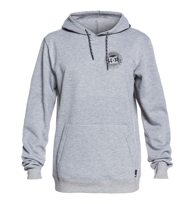 0 Snowstar Technical Hoodie Grey EDYFT03366 DC Shoes