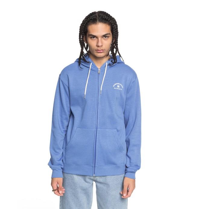 0 Rebel - Zip-Up Hoodie for Men Blue EDYFT03369 DC Shoes