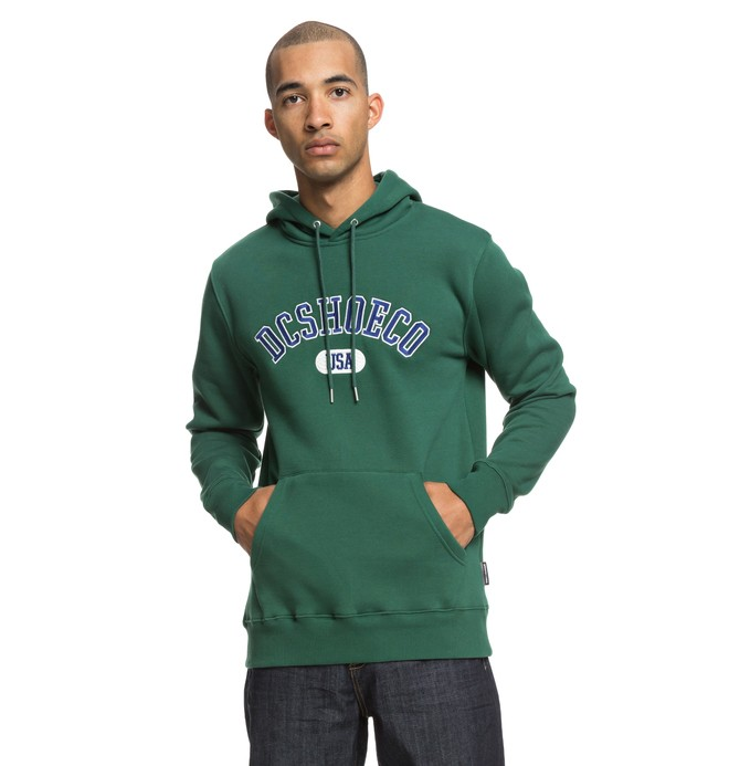 0 Glenridge - Sweat à capuche pour Homme Vert EDYFT03385 DC Shoes