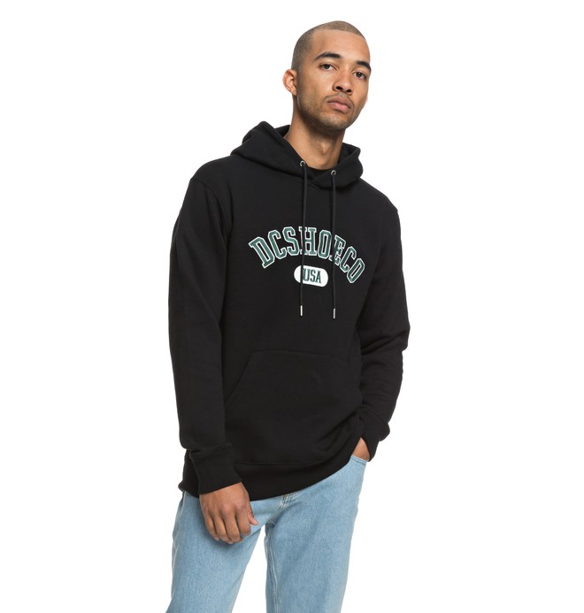 0 Glenridge - Sweat à capuche pour Homme Noir EDYFT03385 DC Shoes