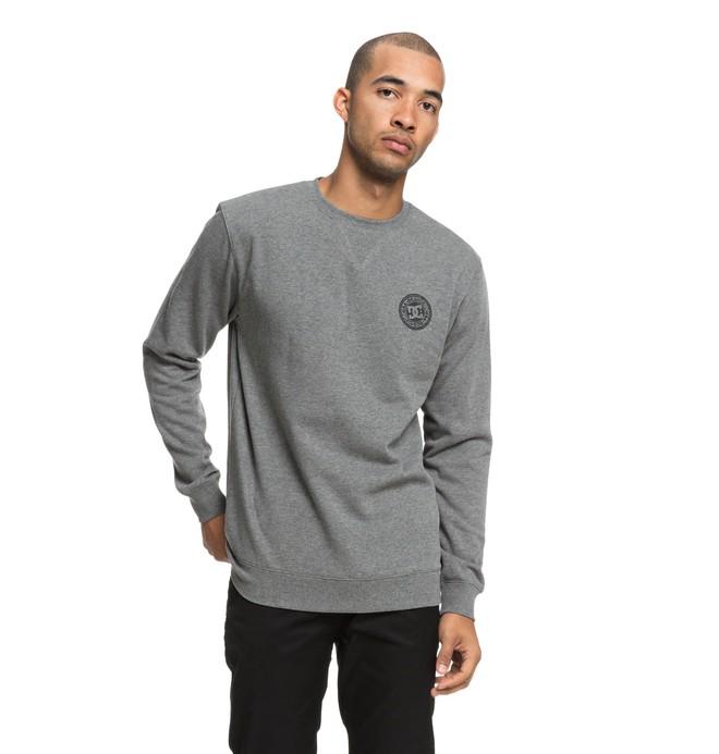 0 Rebel Sweatshirt Black EDYFT03392 DC Shoes