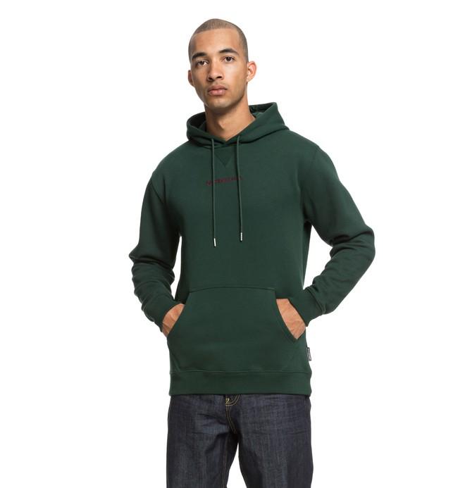 0 Craigburn - Sudadera con capucha para Hombre Verde EDYFT03398 DC Shoes