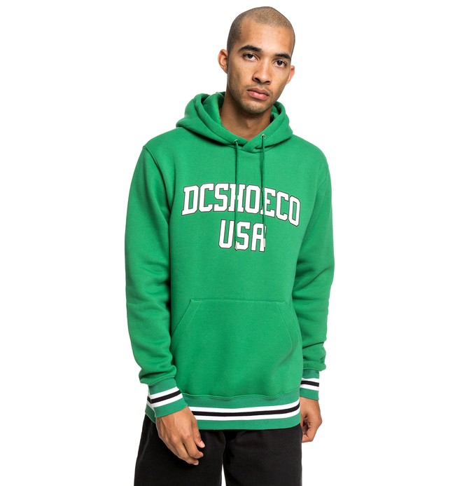 0 Glenridge - Sweat à capuche pour Homme Vert EDYFT03428 DC Shoes