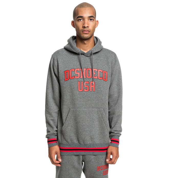 0 Glenridge - Hoodie for Men Black EDYFT03428 DC Shoes