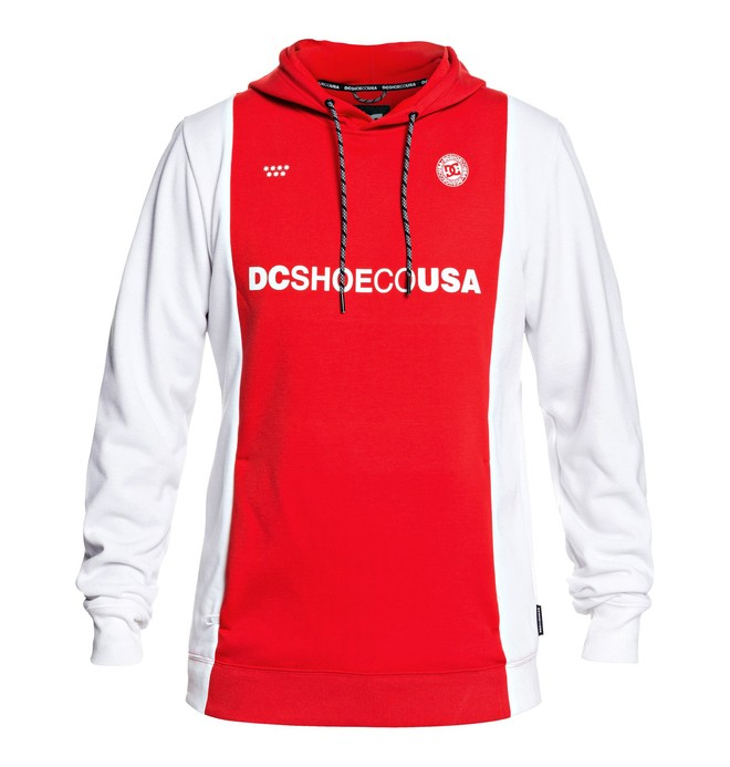 0 Snowstar - Water-Resistant Hoodie Red EDYFT03449 DC Shoes