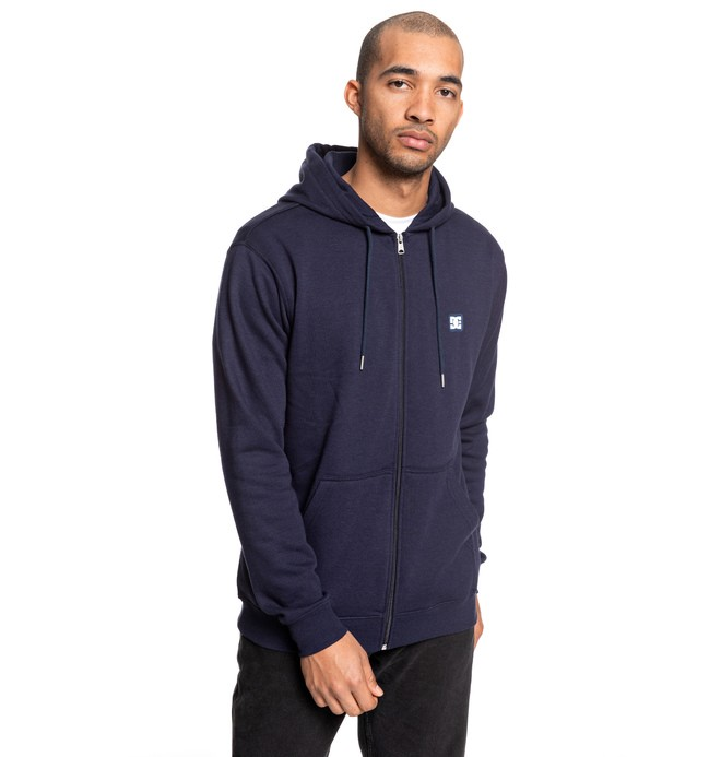 484604464 Rebel Zip-Up Hoodie