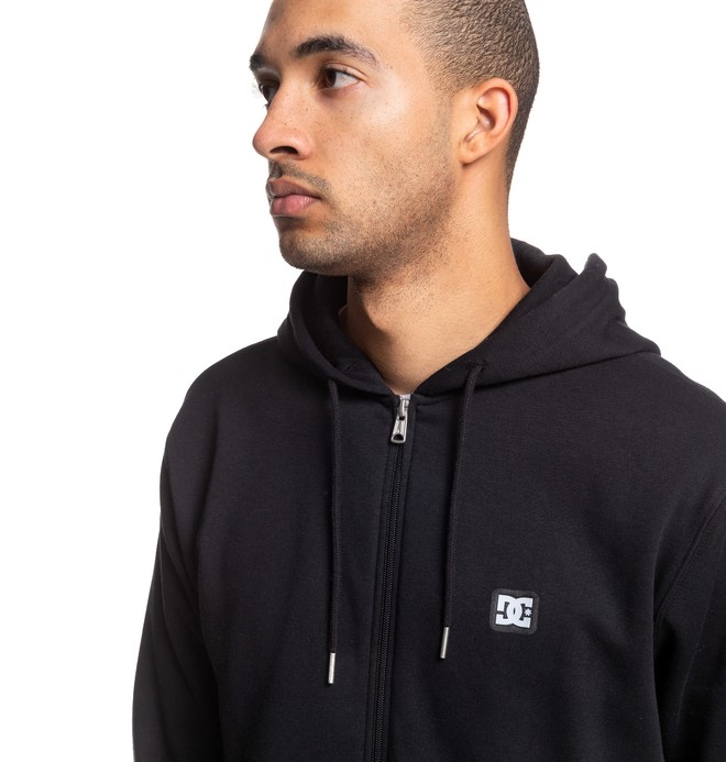 Rebel - Zip-Up Hoodie for Men  EDYFT03454