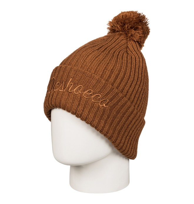 0 Trilogy - Gorro Con Pompón para Hombre Marron EDYHA03050 DC Shoes