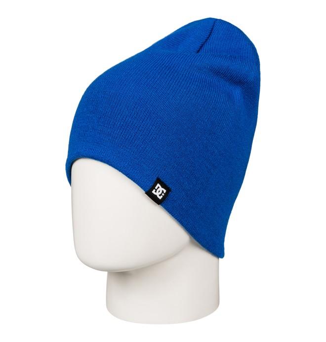 0 Igloo - Beanie for Men Blue EDYHA03059 DC Shoes