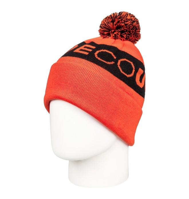0 Chester - Gorro para Hombre Naranja EDYHA03079 DC Shoes