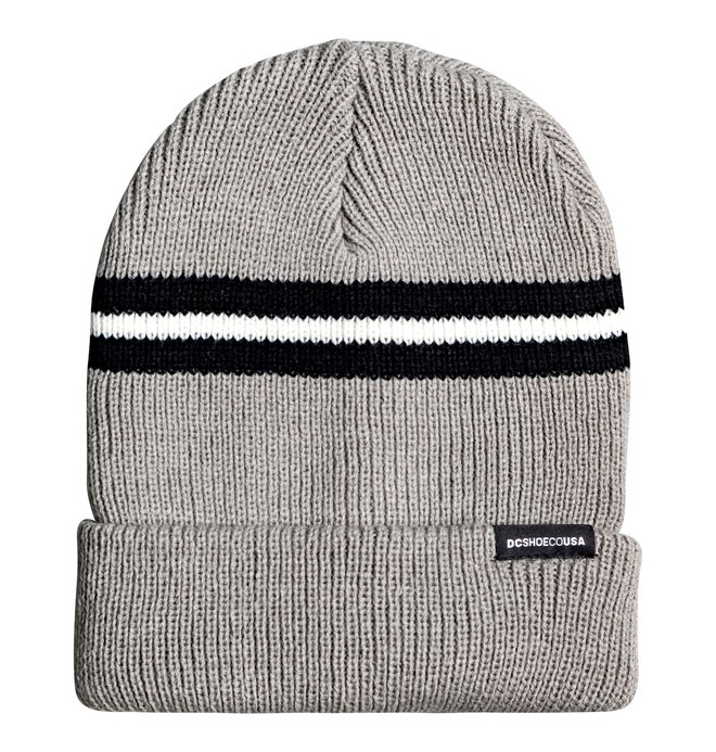 Label - Cuff Beanie for Men  EDYHA03094