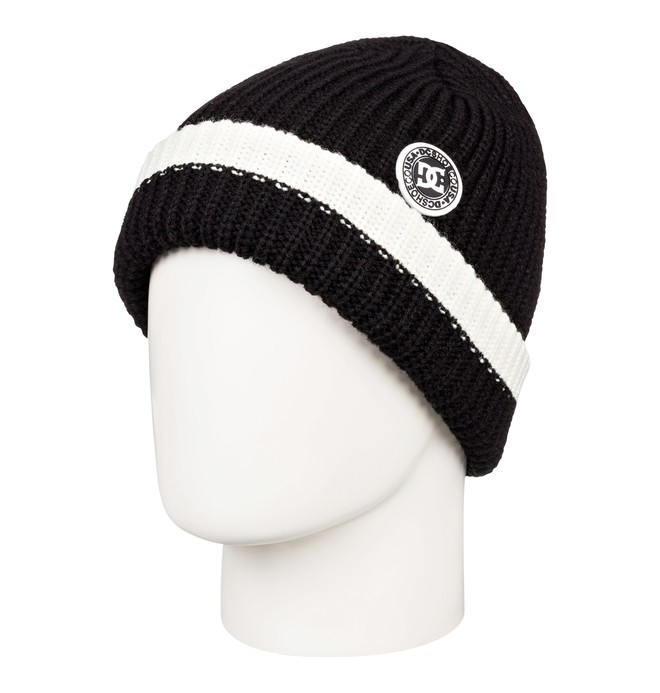 Backside - Cuff Beanie for Men  EDYHA03098