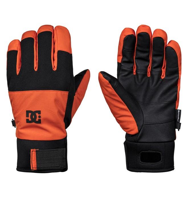 0 Industry - Gants de ski/snowboard pour Homme Orange EDYHN03034 DC Shoes