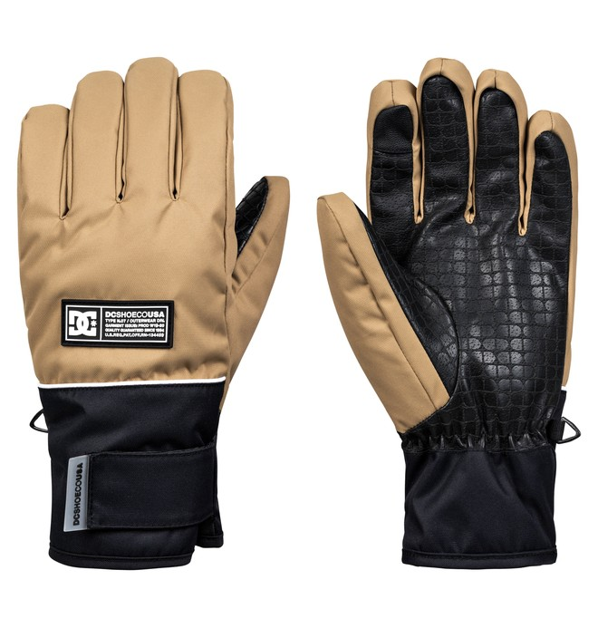 0 Franchise Snowboard/Ski Gloves  EDYHN03045 DC Shoes