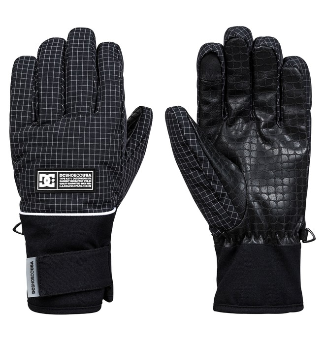 Franchise - Snowboard/Ski Gloves for Men  EDYHN03050