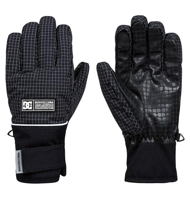 0 Franchise Snowboard/Ski Gloves  EDYHN03050 DC Shoes
