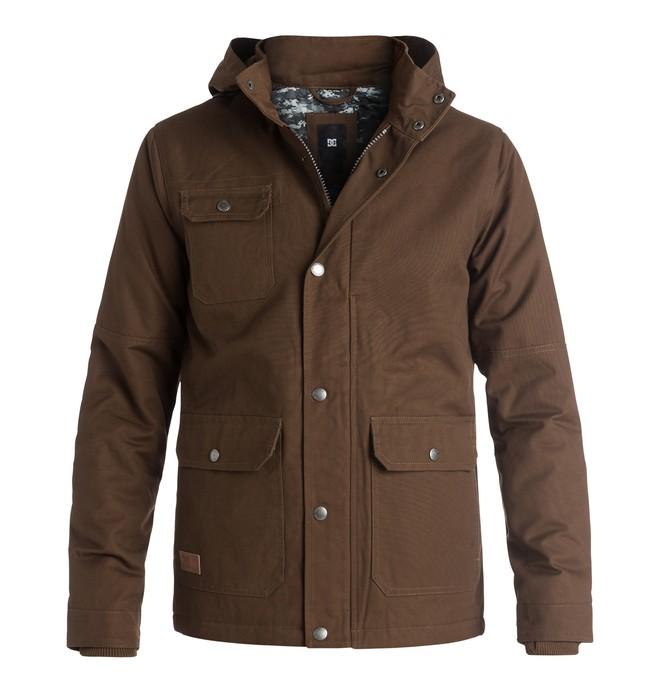 0 Men's SPT Workwear Jacket  EDYJK03084 DC Shoes