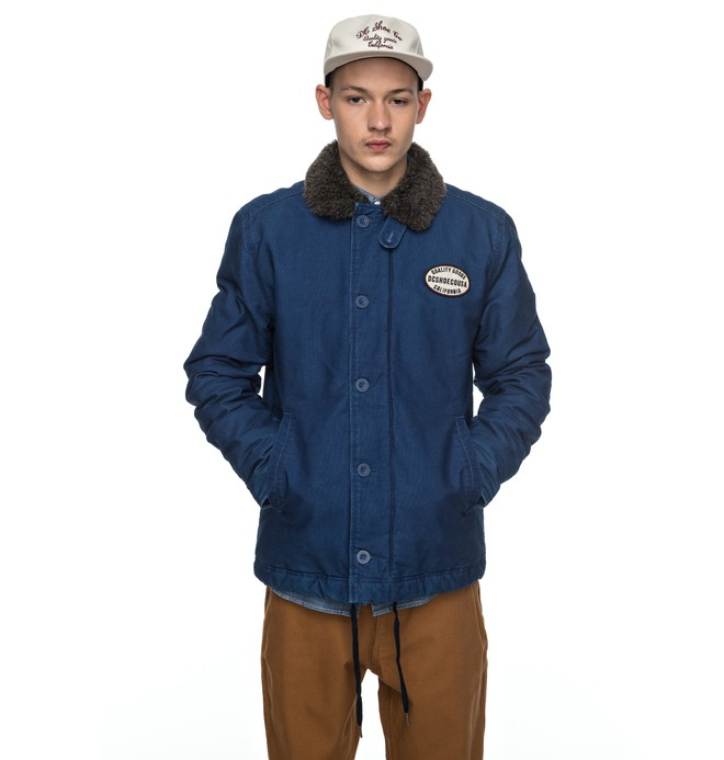 Malthouse - Deck Jacket for Men EDYJK03131
