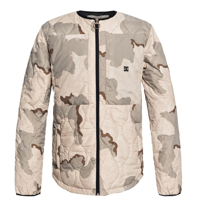 0 Chaqueta Aislante Repelente al Agua Command Marrón EDYJK03157 DC Shoes