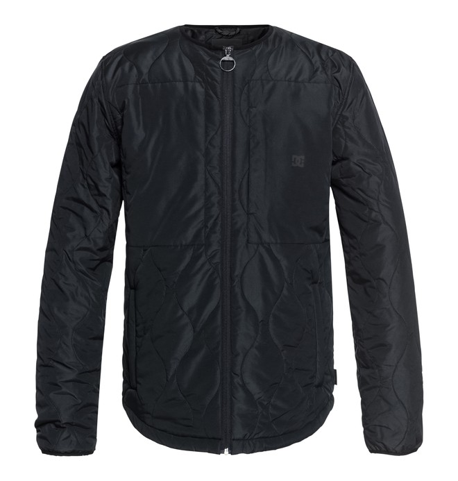 0 Command Water Repellent Insulator Jacket Black EDYJK03157 DC Shoes