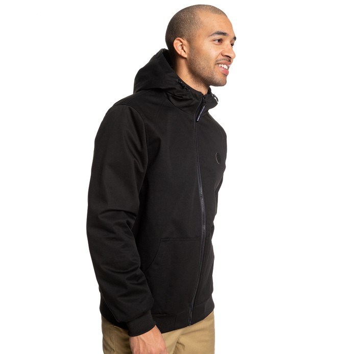 Ellis - Water Resistant Hooded Jacket EDYJK03169