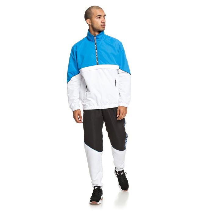 Tipton - Water-Resistant Half-Zip Track Jacket for Men  EDYJK03189
