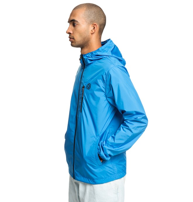 Dagup - Water-Resistant Hooded Windbreaker for Men  EDYJK03203