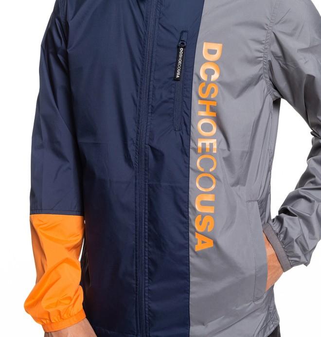 Dagup Triple Block - Water-Resistant Hooded Windbreaker  EDYJK03204