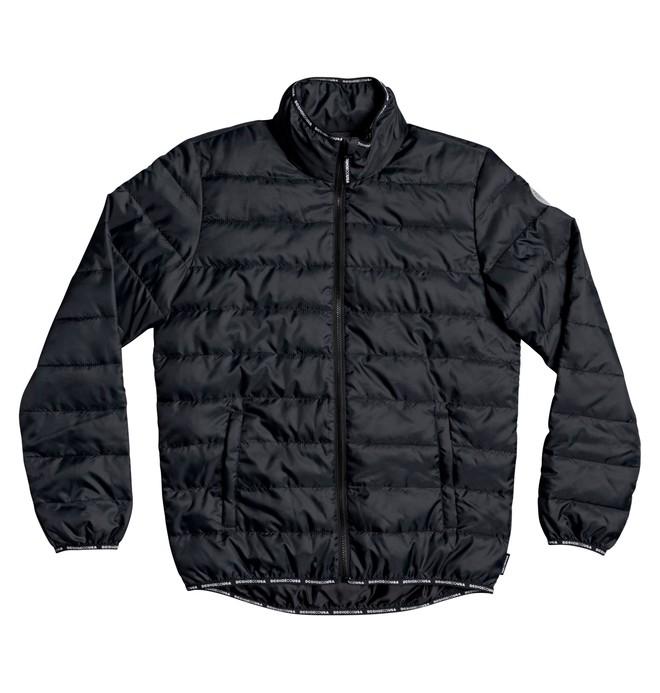 0 Tintern Lightweight Water-Resistant Puffer Jacket Black EDYJK03206 DC Shoes